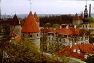 Historic Centre (Old Town) of Tallinn