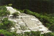 Ancient Maya City of Calakmul, Campeche